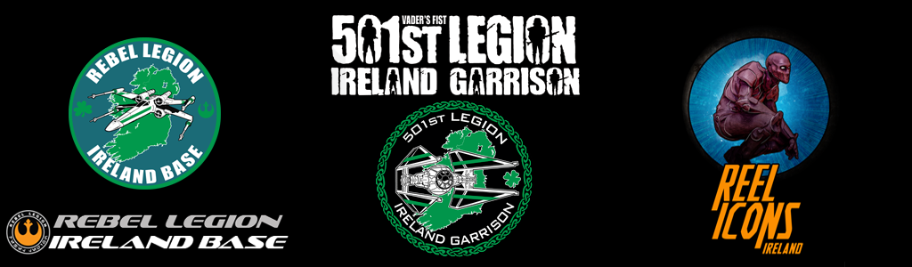 501st, Rebel Legion & Reel Icons Ireland Forums